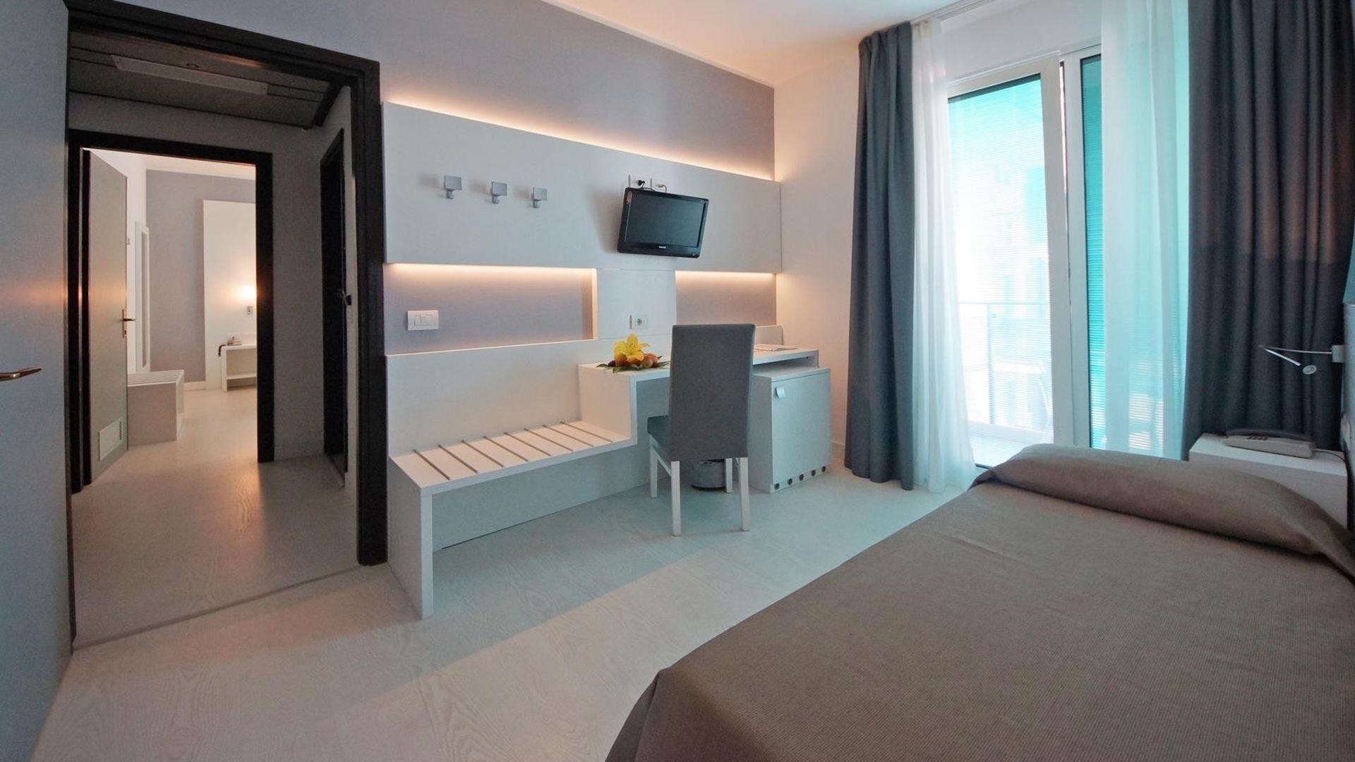 Familienzimmer in Jesolo Lido - Hotel Europa